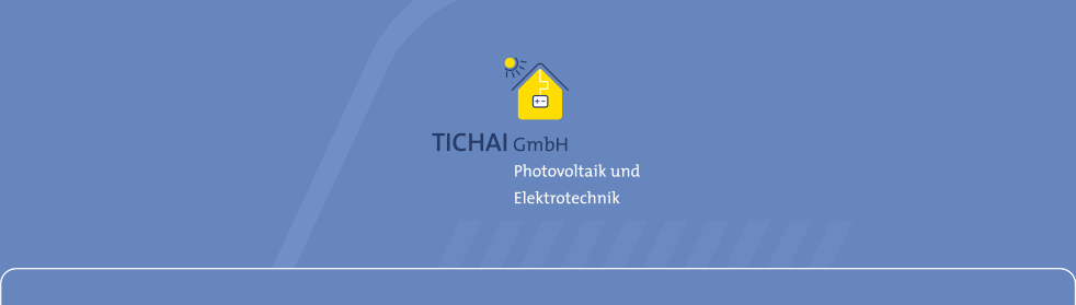 Tichai GmbH - Anfrageformular